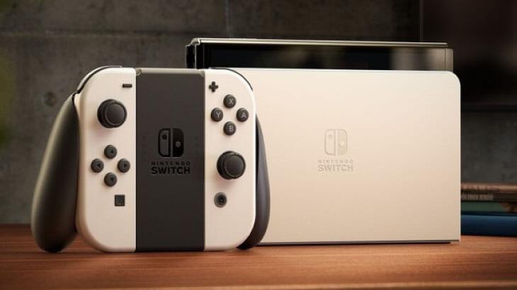 『Nintendo Switch 有機ELモデル』の発売を発表!今までの機種との違いとは?