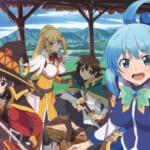 大人気異世界もの『この素晴らしい世界に祝福を!』の新作アニメ制作が決定!