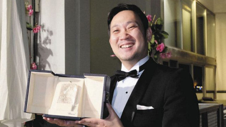 浜口竜介 カンヌ国際映画祭で日本人初の脚本賞