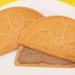「ドラえもん」×「東京ばな奈」コラボ第2弾がローソン限定で発売!今度はざくざくクセになる香ばしさ『半月サンド』