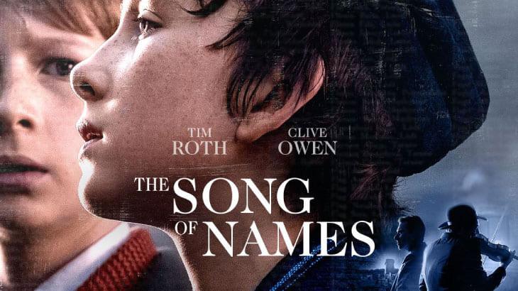ティム・ロス×クライヴ・オーウェンが競演する映画『The Song of Names』が12月公開